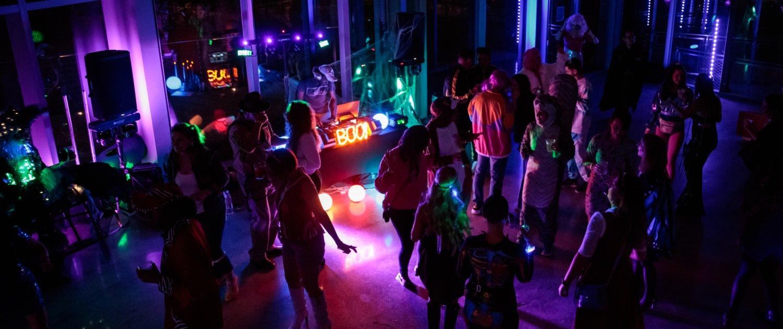Dance floor event